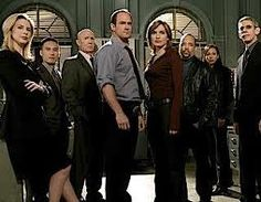 Law & Order SVU: What can I say? I like crime shows.