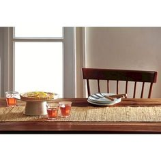 Threshold™ Table Runner - Brown