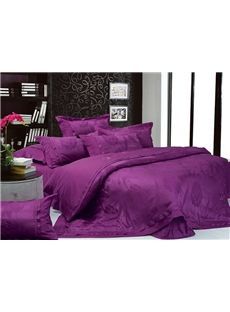 Top Quality Purple 4 Pieces