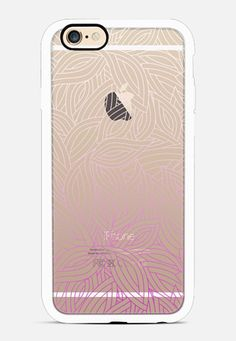 Check out my new @Casetify using Instagram & Facebook photos. Make yours and get $10 off using code: WTMAF6, leaves, deco, bumper, case, transparent #iphone #casetify