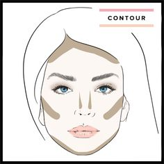 contour, makeup application, makeup tutorial