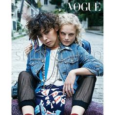 Preview of G-Dragon @xxxibgdrgn in the January 2015 issue of Vogue Korea #Gdragon #Bigbang #VogueKorea #Leader