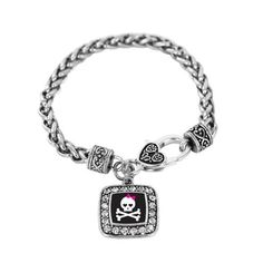 I want this soooo bad and it's only 10 bucks and it's sterling silver! I can only wear real jewelry b/c im allergic to the fuck ish, but this is sooooo me. I love it! Somebody love me enough to get this for me!!!