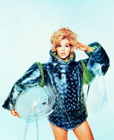 vintagegal: Jane Fonda as Barbarella International Man Of Mystery, Grace Slick, Barbarella, Space Girl, Jane Seymour, Raquel Welch, Jane Fonda, Sophia Loren, These Girls
