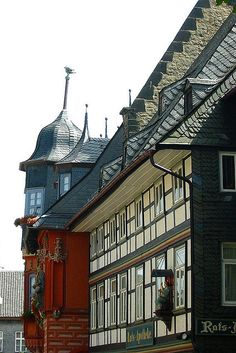 Old Goslar, Germany