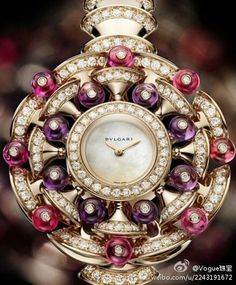 Bvlgari DIVA range watch