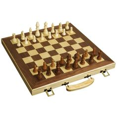 Finest folding chess sets carved in wood best suitable for storing your chess pieces http://chesskart.com/chess-boards/folding-chess-boards #FoldingChessBoards