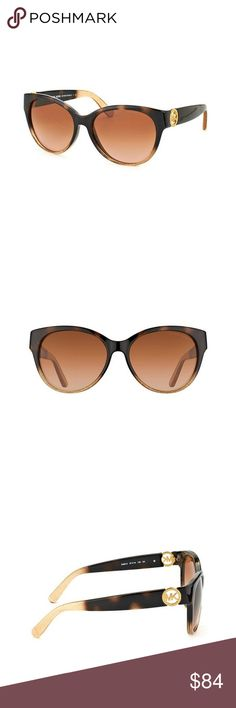 MK6026-309613 Tabitha Tortoise Frame Sunglasses Product Description New gorgeous authentic Michael kors MK6026-309613 tortoise frame brown lens 57mm genuine sunglasses with stylish look. Michael Kors sunglasses are created with a polished, sleek, sophisticated American sportswear attitude and style in mind. Michael Kors mission is to bring you a vision of a jet-set,luxury lifestyle to women and men around the globe. MICHAEL KORS Accessories Sunglasses