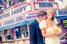 Old Town at Kissimmee FL // central florida wedding venues