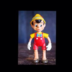 Walt Disney Pinocchio collectible posable Figurine doll Toy Classic Disney Character