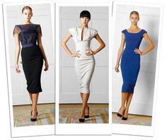 sexy clothing online to buy in new york | Victoria Beckham unveils new dress collection at New York Fashion Week ...