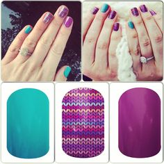 Beautiful nails at affordable price! More designs here http://olgasessions.jamberrynails.net/