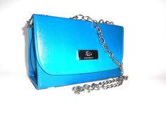COLD BLUE SLING BAG SB 178 for more details visit www.streetbazaar.in #trendy #cool #cold #blue #sling #bag
