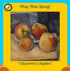 Sing along and learn about famous artists! They also have a read along activity.