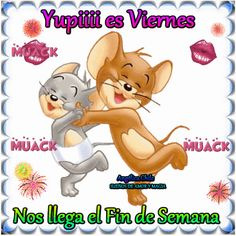 SUEÑOS DE AMOR Y MAGIA: Viernes Good Morning Quotes For Him, Morning Thoughts, Good Morning Gif, Good Morning Wishes, Spanish Quotes Love, Friday Gif, Good Morning Flowers, Good Night Sweet Dreams, Inspirational Thoughts