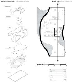GYROID house by SA lab  #SAlab #architecture #module #adaptive #parametric #house #villa #3dprinting #3dprinted #cellular #cfab #cellularfabrication #gyroid #additive #гироид