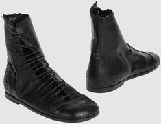 omg omg omg ... RUNDHOLZ Women - Footwear - Ankle boots RUNDHOLZ on YOOX United States