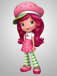 Strawberry Shortcake's Berry Bitty Adventures (TV show)  Strawberry Shortcake is voiced by Anna Cummer