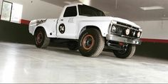 Ford F-150 pre runner suspension and method wheels