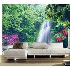 Wall Murals - Landscape Waterfall Nature Mural
