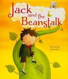 TRADITIONAL - Jack and the Beanstalk is a story about a young boy plants magic beans and grows a giant bean stalk that leads to a castle in the clouds that is owned by a giant.