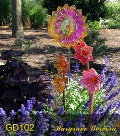 Yard Art Ideas | Yard Art / artwork, corporate gifts, gift ideas, glass artwork, hand ...