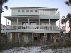222 Ariola Drive 'Four De Leigh' Oceanfront Beach House