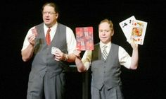 Shows As a magic show with a huge comedic element to it, there are times during Penn and Teller's show where you think you know what's coming next. Las Vegas Attractions, Las Vegas Hotels, Paris Hotels, Rules Of Magic, Penn And Teller, Barrel Of Monkeys, Sleight Of Hand, Magic Show, Las Vegas Shows