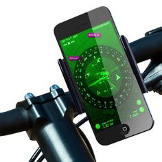 66f571000cb1 Koomus BikeGo Bike Mount Holder Cradle for iPhone 5 5S 5C 4 4S iPod Touch  Galaxy