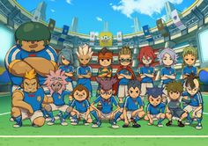 Stand up Inazuma fans, your favourite team of football misfits is heading to Europe once again with Inazuma Eleven 3 for the Nintendo 3DS being officially confirmed for release in the region.