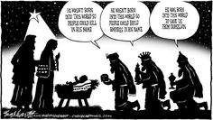 Cartoon by Bob Englehart -