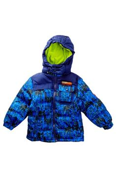 Expedition Bubble Jacket (Little Boys) by Weatherproof on @HauteLook