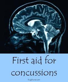 concussion of the brain