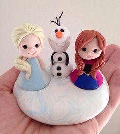 Disney Frozen | Elsa, Olaf & Anna