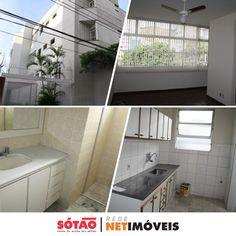 Apartamento no Sion, 2 quartos, 1 suite, 2 banheiros, 1 vaga, 110m2. #imoveisbh #alugar #sotaonetimoveis www.sotao.com.br
