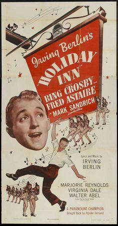 Holiday Inn 11x17 Movie Poster (1942)