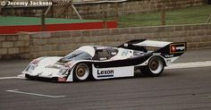RSC Photo Gallery - World Sports Prototype Championship Silverstone 1990 - Porsche 962 no.19 - Racing Sports Cars