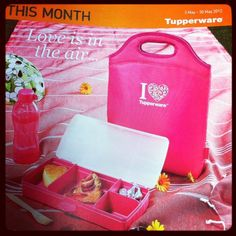 May Specials! What is New in May! May is a very exciting month because Tupperware is celebrating it's Birthday! The theme for May is Love . Birthday Month, Tupperware, May, Lunch Box, Birth Month, Bento Box, Tub