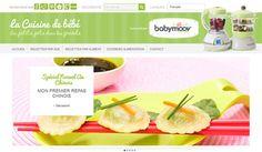 Le blog Cuisine de Bébé : number one des sites culinaires de recettes pour bébé !