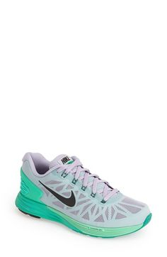 Nike 'Lunarglide 6' Running Shoe (Women) available at #Nordstrom