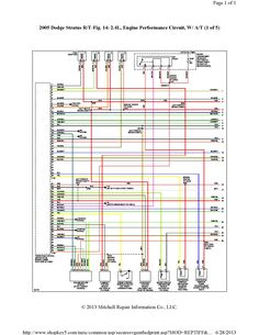 Dodge Stratus Wiring Diagram Di 2020
