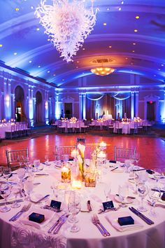 Luxurious Tampa Wedding on Borrowed & Blue.  Photo Credit: Limelight Photography