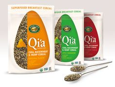 Energize Your Morning with Qi'a™ Superfood! | Nature's Path