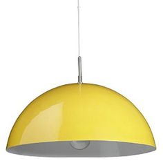 Sol Pendant Lamp from CB2 — Boston