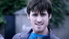 Young Colin O Donoghue. He is so handsome