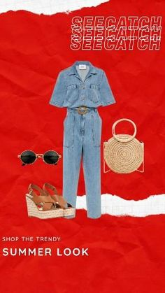 Basic Design Principles, Fashion Story, Summer Looks, Pants, Shopping, Trouser Pants, Summer Fashions, Summer Outfits, Summer Clothes