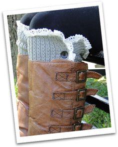 Boot Socks, Leg Warmers, Boot Cuffs   The Sock Sisters
