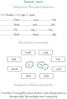 Learn Polish, Polish Language, Montessori Classroom, Kids And Parenting, Bullet Journal, Education, Math, Learning, School