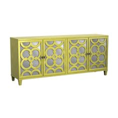 Drexel Heritage Dalliance Glissade buffet -- had to show this in another color. Love this piece.