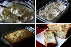 Potato-Carrot Loaf Step by Step